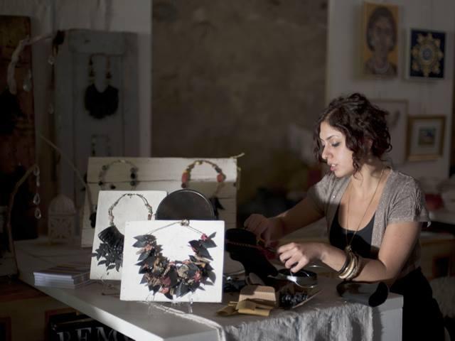 Artigianato e Palazzo di Firenze, concorso per giovani artigiani, Camilla Pietropaoli